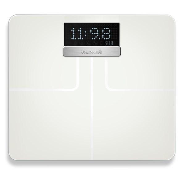 Garmin Index Smart white