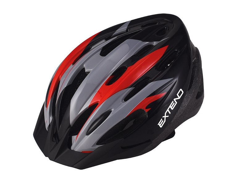Extend ELEMENT flamy red (55-58 cm)