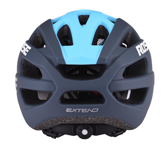 Cyklistická prilba Extend ROSE grey-ocean blue, M/L (58-62cm) matt