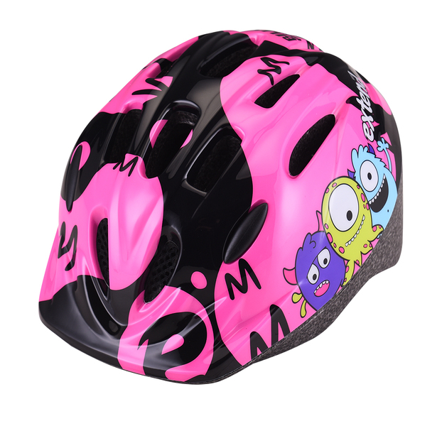 Prilba Extend BILLY Monster neon pink XS/S (47-51cm)
