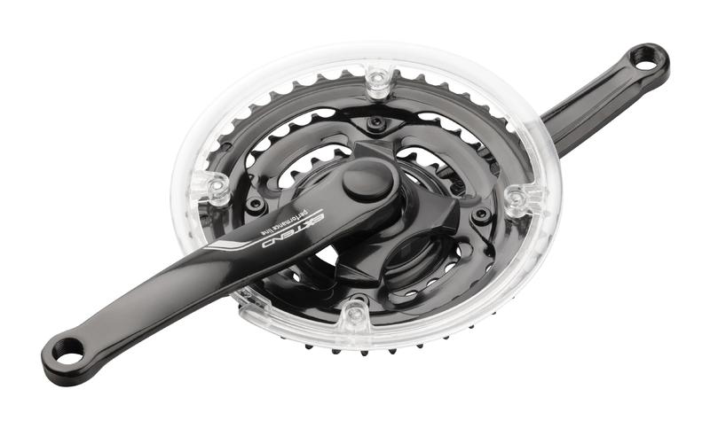 Extend MTB ocelové 48/38/28 170mm