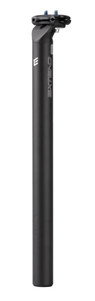 Sedlovka Extend ELITE II Alloy 31.6x400mm čierna