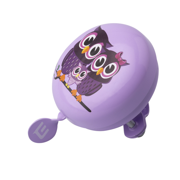 Zvonček Extend TILONG purple owl, OEM