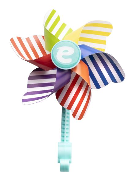 Veterný mlyn Extend Milli, multicolor, plast