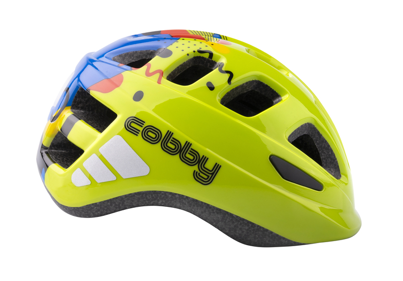Prilba Extend COBBY multi-green XS/S (48-50 cm) shine