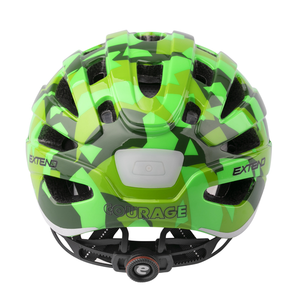 Prilba Extend COURAGE, S/M (51-55cm), camouflage green