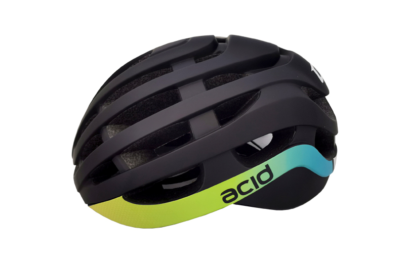 Extend ACID černá/modrá/žlutá (54-58cm)