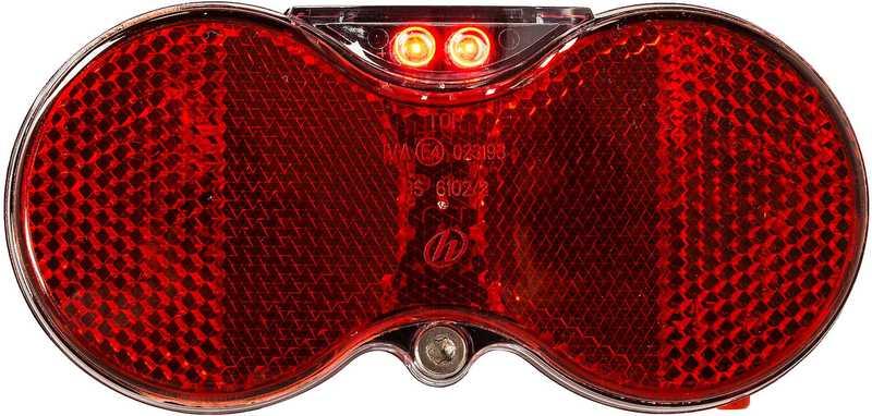 Svetlo zadné na nosič Herrmans H-Vision