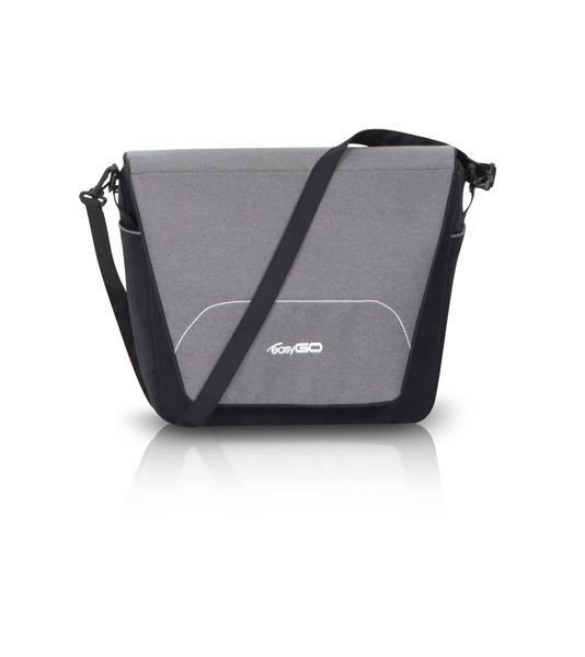 Športový kočík EASY GO OPTIMO Grey Fox + taška