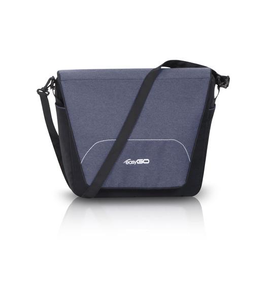 Športový kočík EASY GO OPTIMO Denim + taška