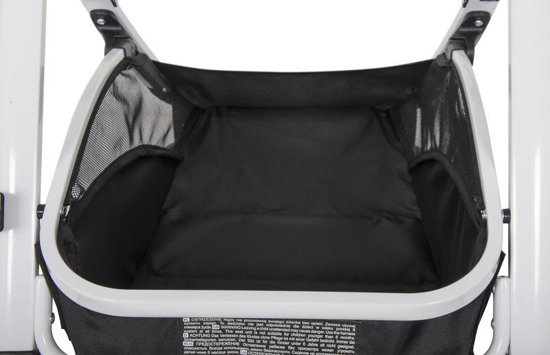 Športový kočík EASY GO OPTIMO Anthracite + taška