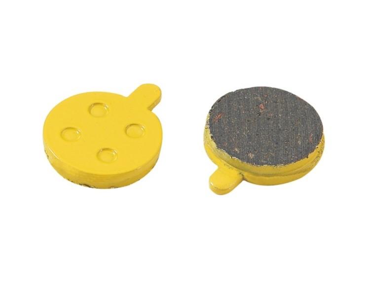 Brzdové doštičky Alhonga, semi-metalické / HJ-DS23