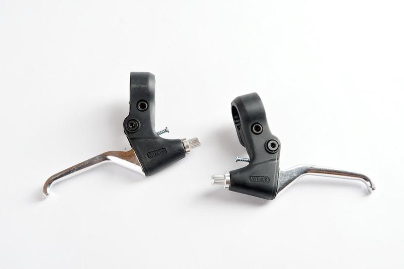 Brzdové páčky SAIGUAN BL-207 2,5-prsté
