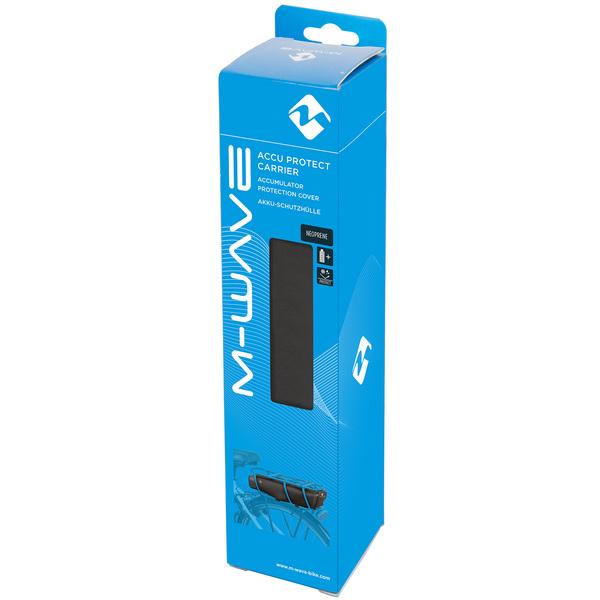 Neoprénový kryt nosičovej batérie M-Wave E-Protect Carrier