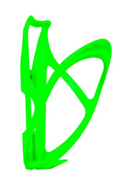 Košík na fľašu ROTO X-ONE zelený fluo