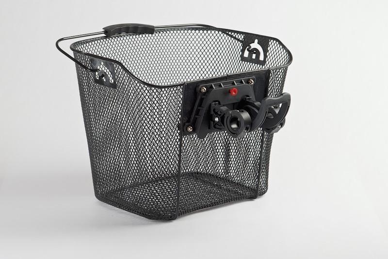 Košík predný s rýchloupínacím držiakom