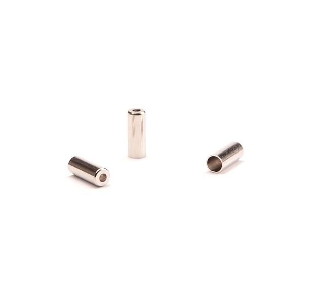 Koncovky radiaceho lankovodu 4mm sústružené (50ks)