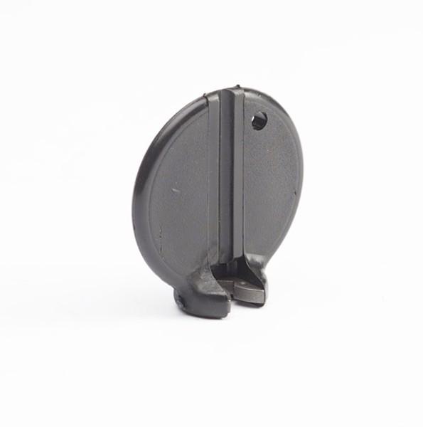 Centrklíč 3,45mm černý