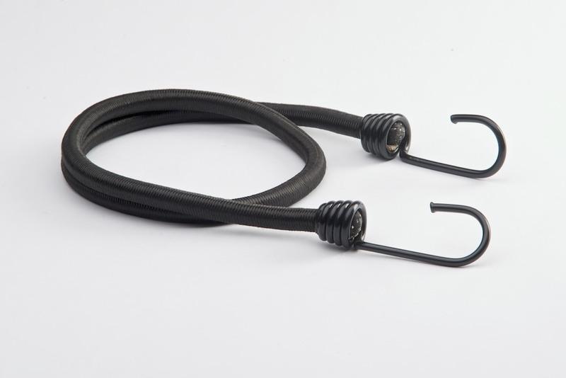 Napínacie lano 10x800mm s kovovým háčikom