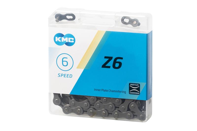Řetěz KMC Z6 (6-speed) 116 článků