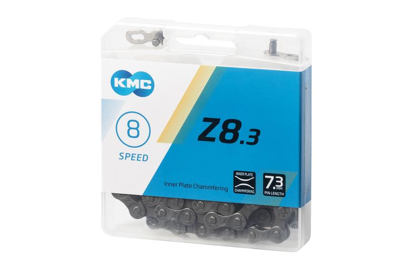 Řetěz KMC Z8.3 (8-speed) 116 článků