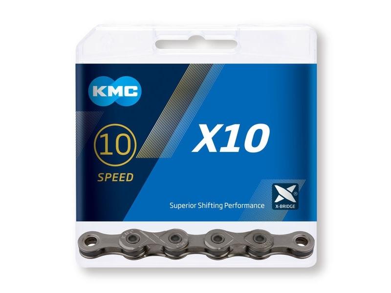 KMC X10 114 článků