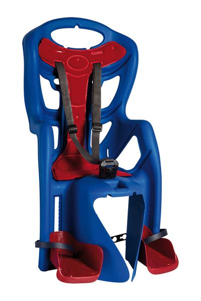 Detská sedačka BELLELLI zadná Pepe Clamp modrá