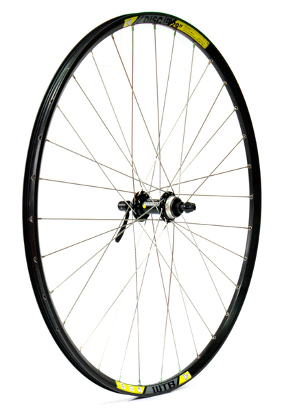 "Koleso DEMA Limited Speed Disc 28/29"" Yellow, predné"