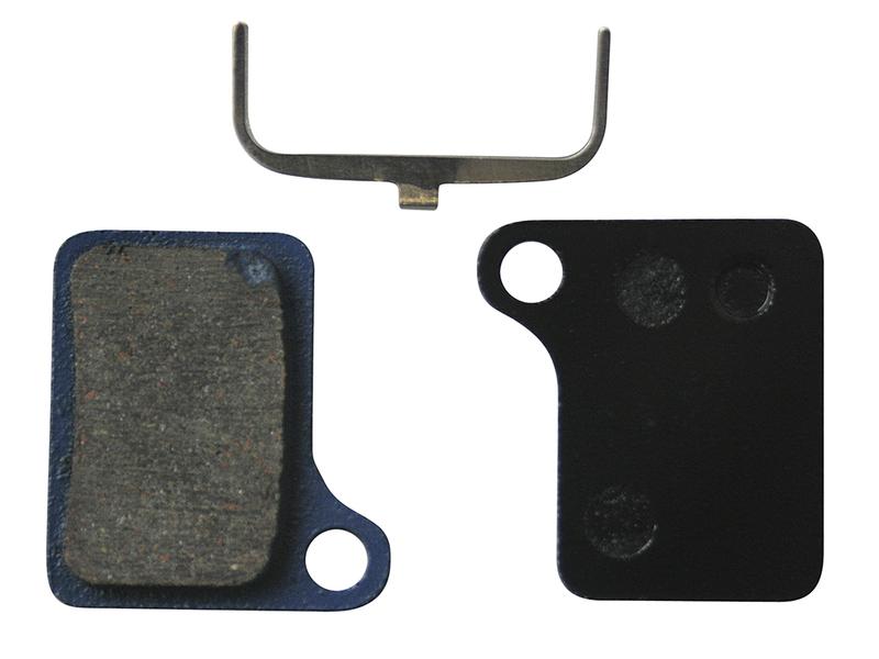 Brzdové doštičky Extend, semi-metalické / Shimano Deore, Nxv