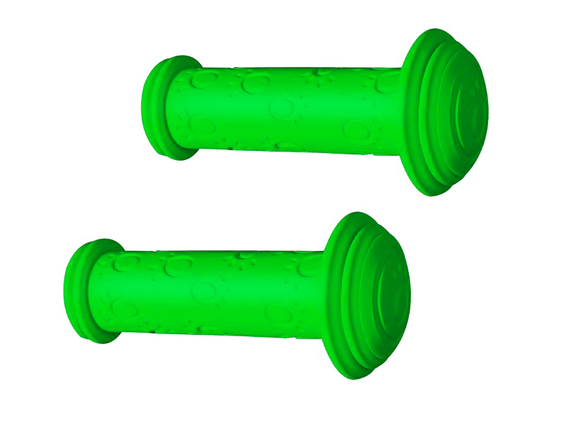 Rukoväte Herrmans Junior, 115mm zelené