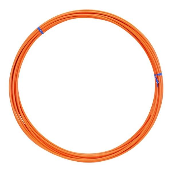 Lankovod brzdový priemer 5 mm - oranžový