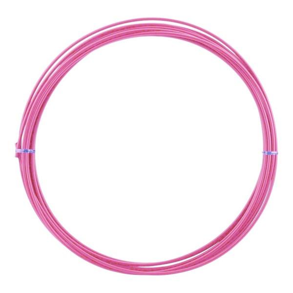 Lankovod brzdový priemer 5 mm - ružový