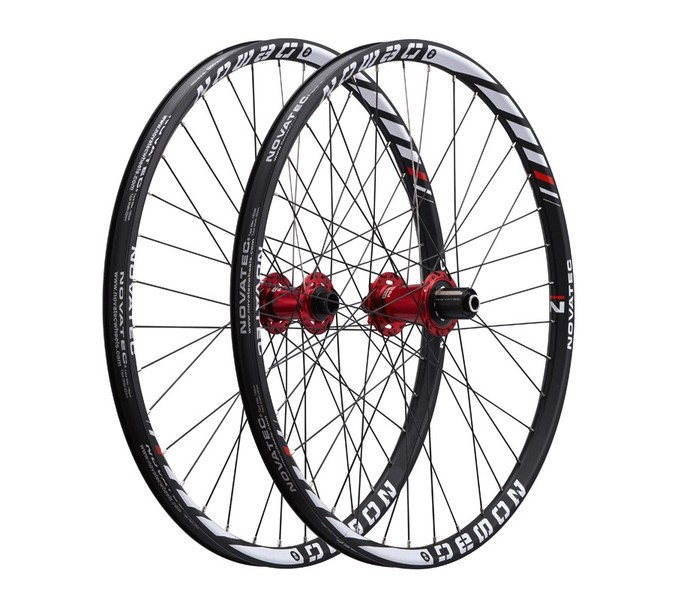 Vypletené MTB/DH kolesá Novatec DEMON 26