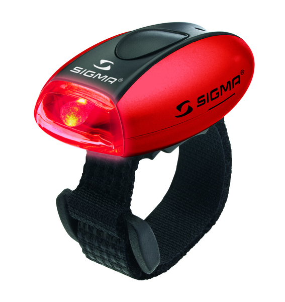 Svetlo zadné Sigma MICRO R červené