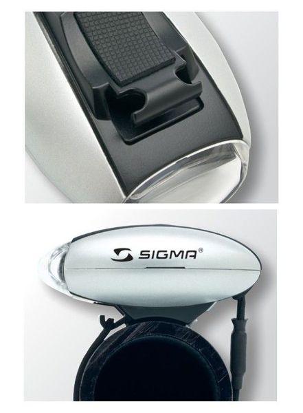 Svetlo predné Sigma MICRO W biele