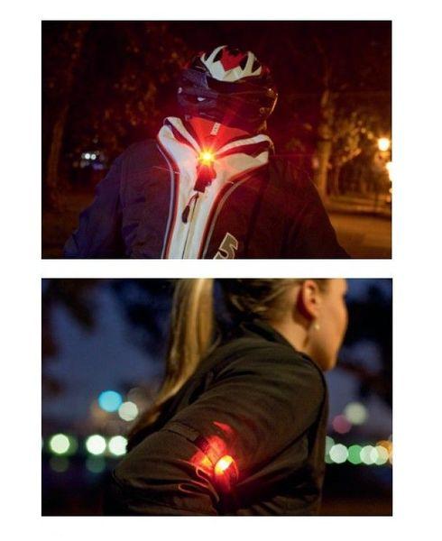 Svetlo zadné Sigma MICRO R strieborné