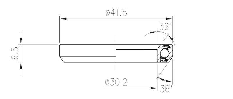 Hlavové zloženie FSA Orbit MX