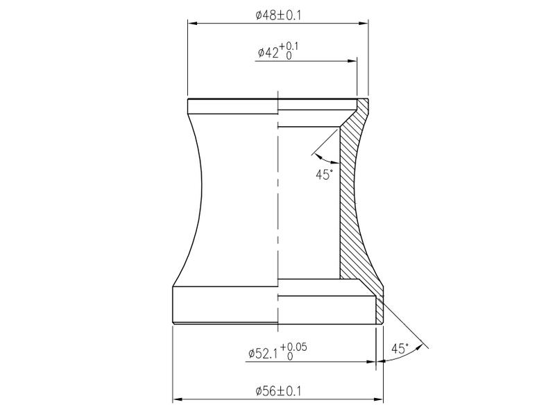 Hlavové zloženie FSA Orbit C-40/48-CF-ACB