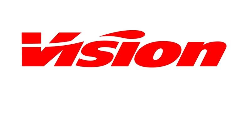 VISION drôt 220mm, čierny (Metron 90, predný)