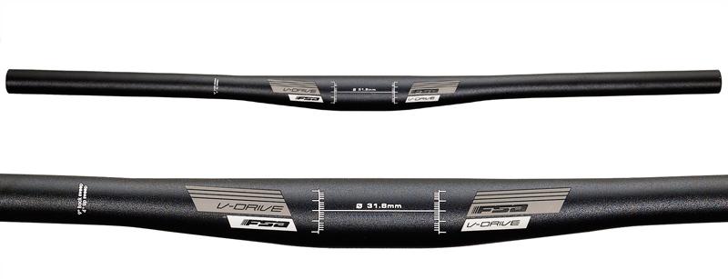 Kormidlo FSA MTB V-Drive Flat, 31.8x740 A19