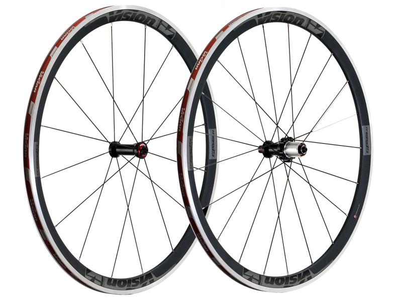 Cestné kolesá VISION TriMax Carbon 35