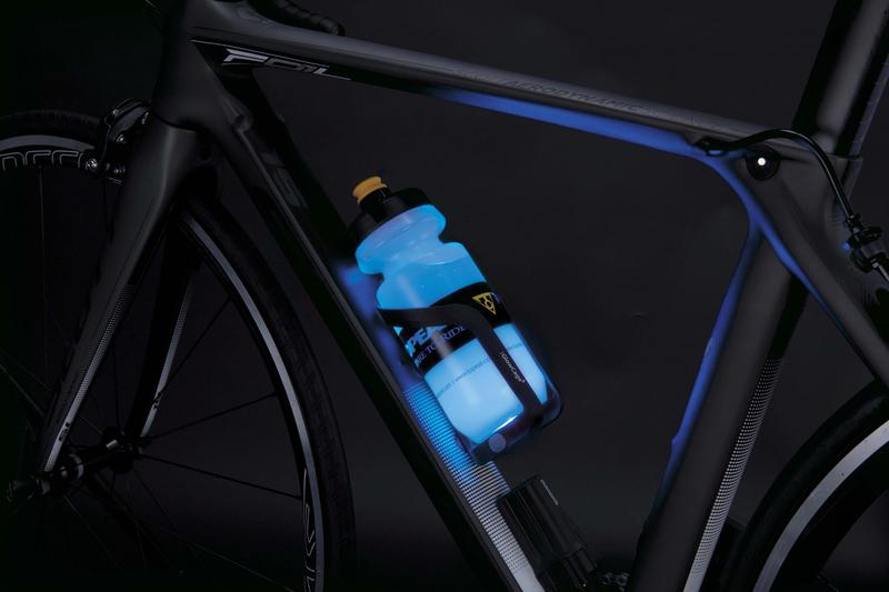 Košík na fľašu Topeak iGLOW CAGE (s fľašou 600 ml)