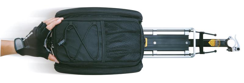 Taška Topeak MTX TRUNK BAG EX (s držiakom na fľašu)