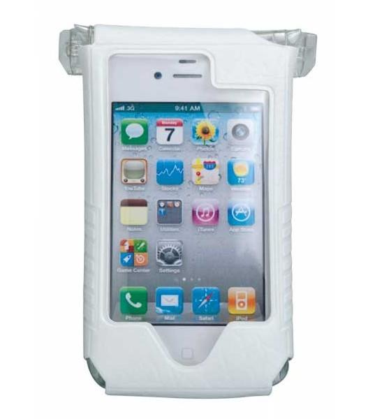 Puzdro Topeak SMART PHONE DRY BAG (iPhone 4) biele