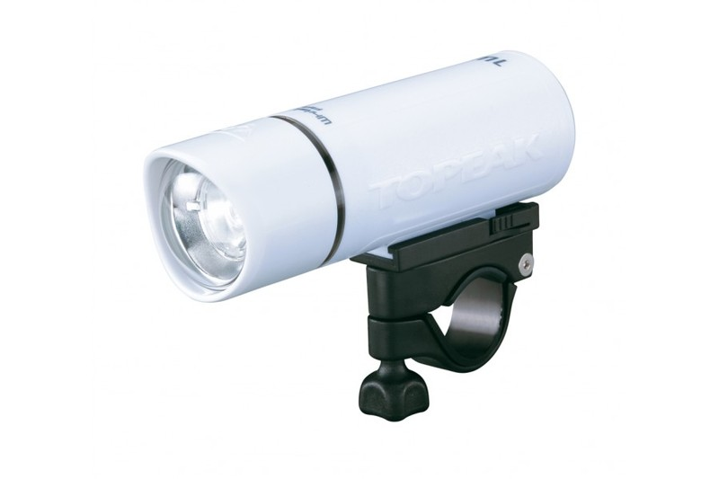 Svetlo predné Topeak WHITE LITE HP 1W - AA biele