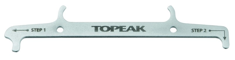 Kaliber reťaze Topeak CHAIN HOOK & WEAR INDICATOR