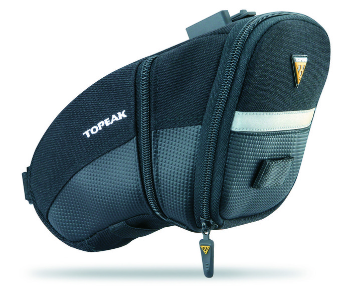 Taška podsedlová Topeak AERO WEDGE PACK, Large + Quick Click