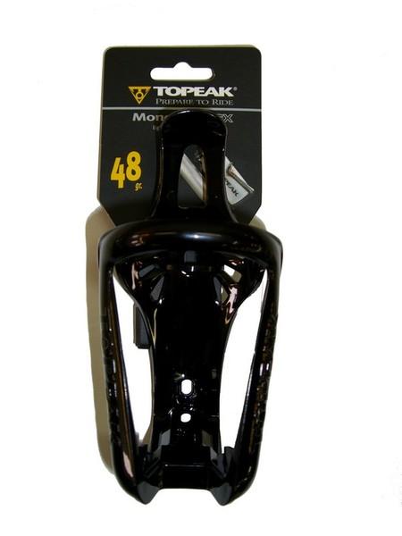 Košík na fľašu Topeak  MONO CAGE CX čierny