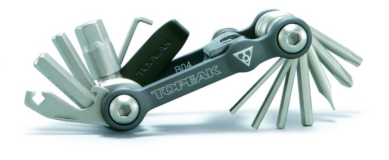 Multikľúč Topeak  MINI 18+