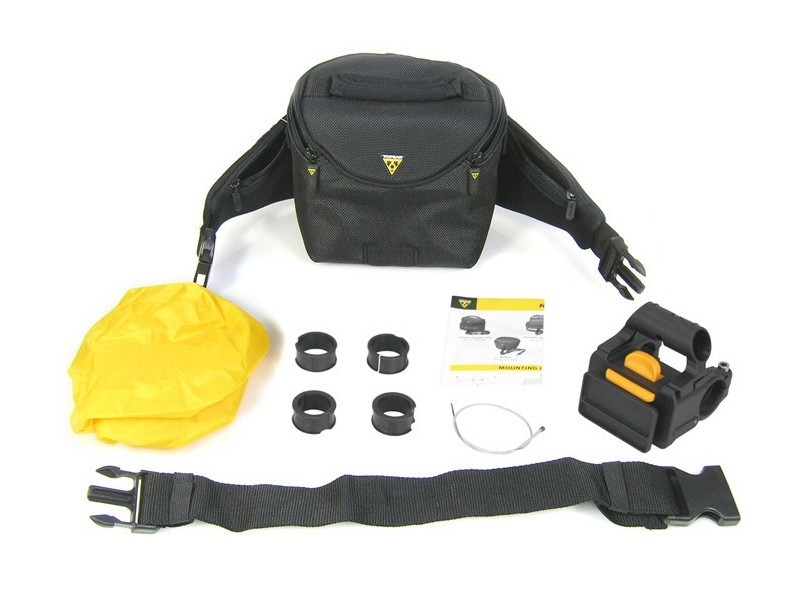 Taška Topeak COMPACT HANDLE BAR BAG + držiak Fixer 8